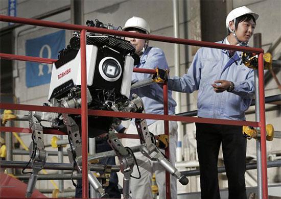 شغل هایی که به وسیله ربات ها جایگزین می شوند